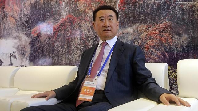 Wang Jianlin, el magnate chino que ha hecho posible un Hollywood chino