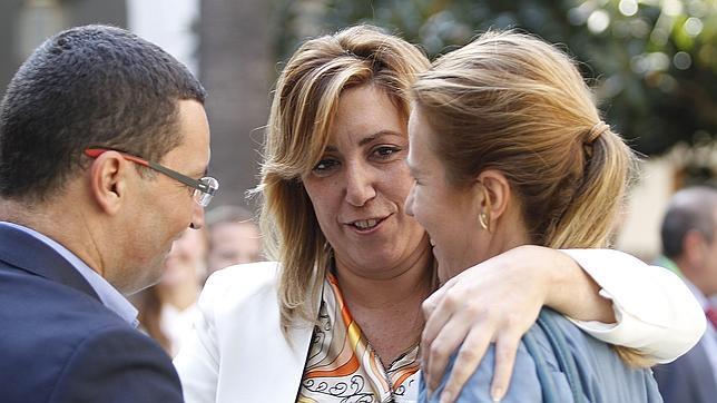 Susana Díaz pide depurar responsabilidades sobre las supuestas facturas de UGT