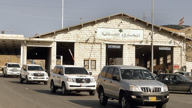 Arranca la operación para contabilizar, controlar y destruir las armas químicas en Siria