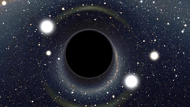 Los agujeros negros tienen pelo