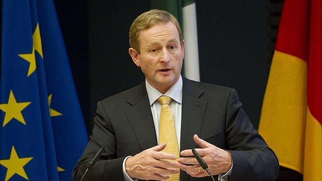 El primer ministro irlandés, Enda Kenny