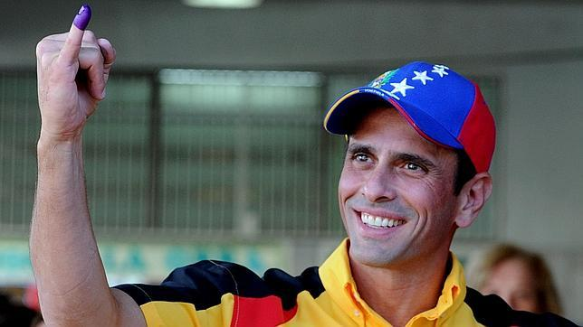 Capriles dice que los comicios dejan un país dividido que clama por un diálogo