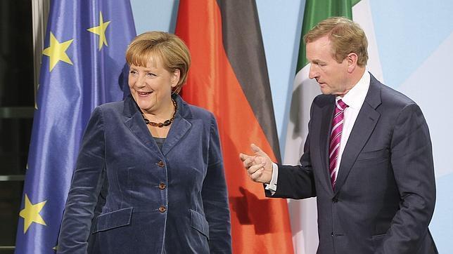Tres años después Irlanda deja atrás su rescate