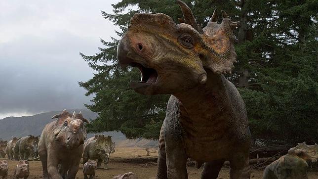Los Errores De La Pelicula Caminando Entre Dinosaurios Y Otros Filmes Prehistoricos