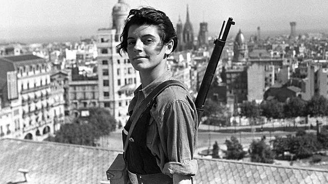 Muere Marina Ginestà, miliciana icono de la Guerra Civil