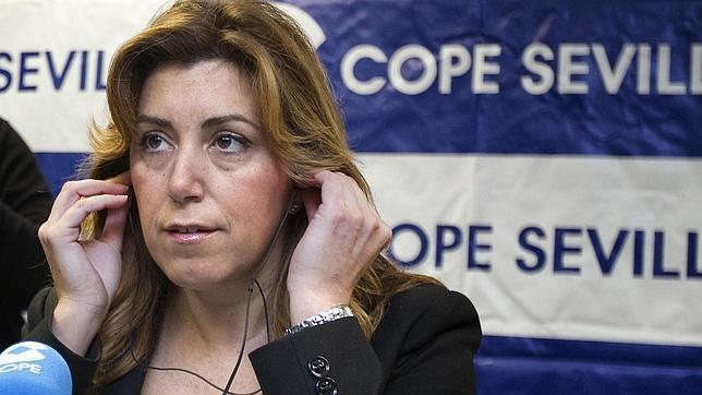 Susana Díaz descarta adelantar las elecciones para hacerlas coincidir con las europeas
