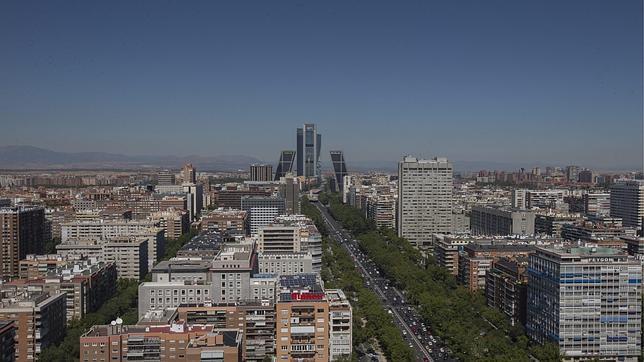 El paseo de la Castellana renovará calzadas y aceras en varios tramos en 2014