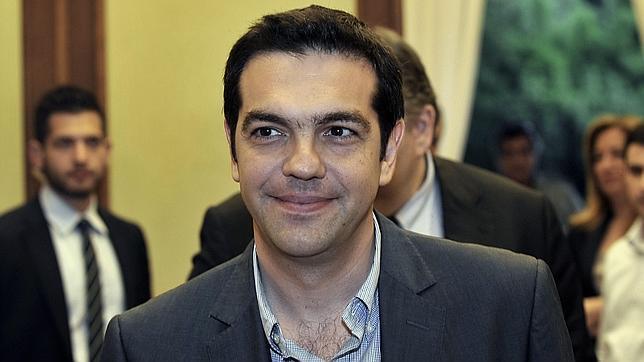 Elecciones europeas 2014: Alexis Tsipras, el candidato de la Izquierda Europea