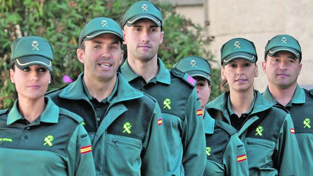 Prohibido usar el uniforme de guardia civil para disfrazarse en carnavales
