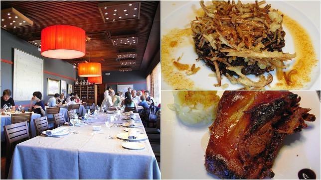Diez buenos restaurantes a menos de 150 kilómetros de Madrid