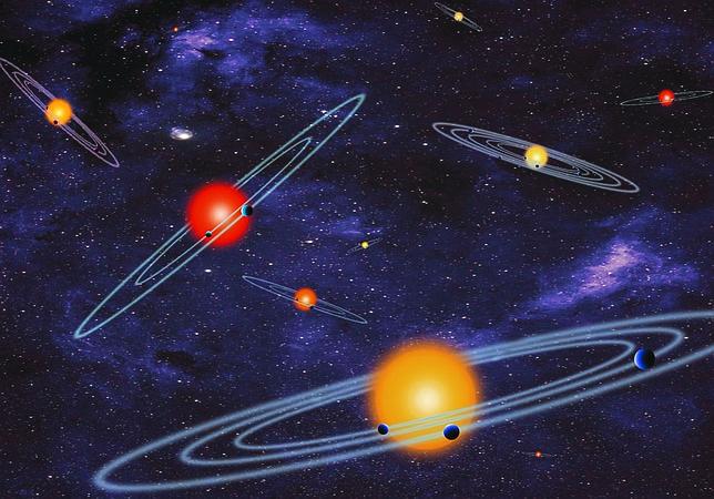 La NASA confirma el hallazgo de 715 nuevos planetas