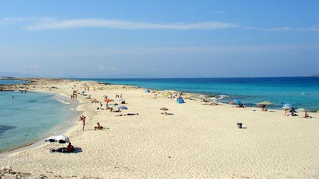 Playa Ses Illetes (Formentera)