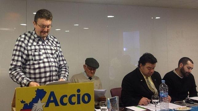 Miquel Real sustituye a Vendrell al frente de Accio Nacionalista