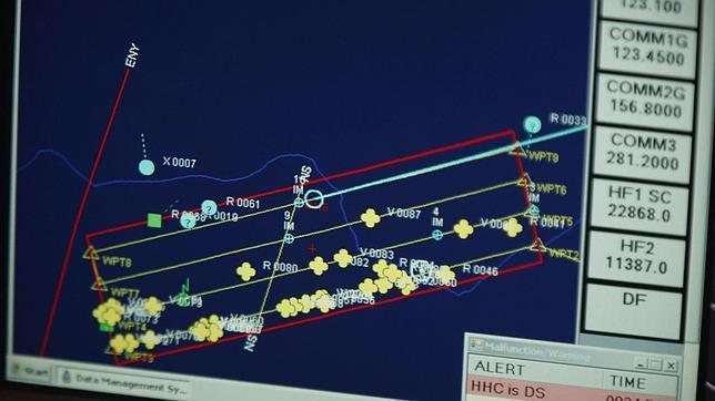 Los objetos recuperados no pertenecen al vuelo de Malaysia Airlines desaparecido