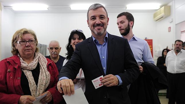 Collboni será el alcaldable del PSC en Barcelona en las municipales de 2015