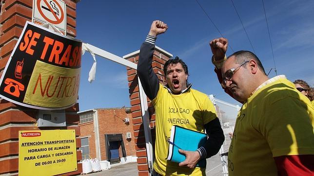 Nutrexpa no descarta el cierre o venta de la fábrica de Palencia
