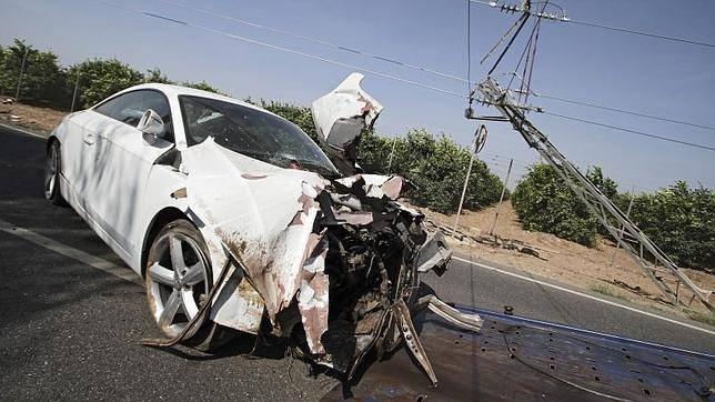 La crisis, culpable del aumento de los accidentes de tráfico