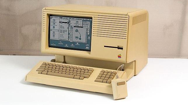 ad493b19275 Sale a subasta el Apple Lisa 1, considerado el primer ordenador con ratón