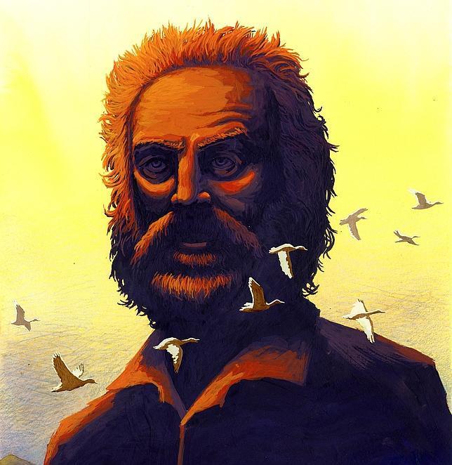 Walt Whitman, capitán de la nueva poesía española