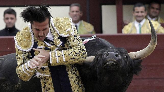 Suspendida la corrida en Las Ventas con los tres matadores en la enfermería