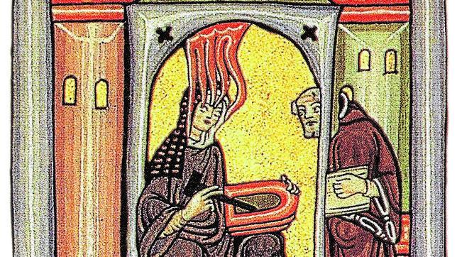 Llega la botica de Santa Hildegarda