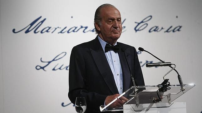 Don Juan Carlos y «el latir de ABC»