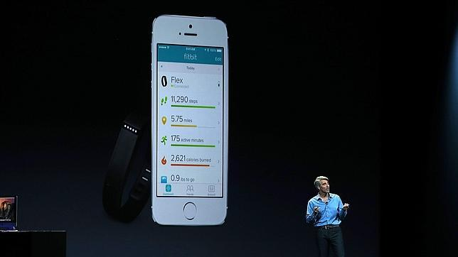 Apple mete cabeza en la salud con la app Health