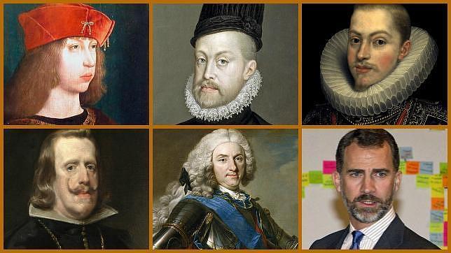 Los otros reyes Felipe: del Imperio al declive