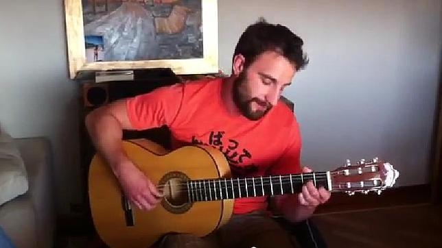 Dani Rovira se estrena como cantautor con Ismael Serrano
