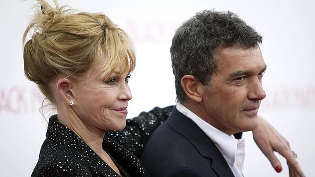 Antonio Banderas y Melanie Griffith querían mantener en secreto su separación