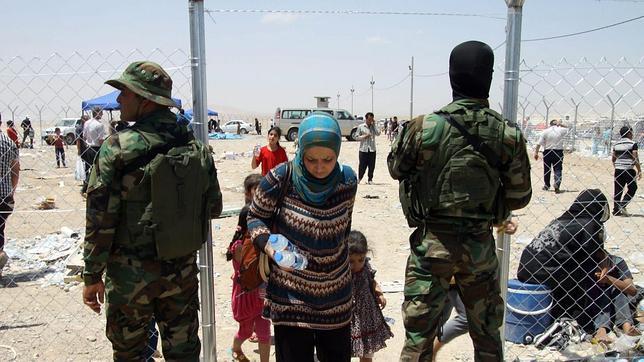 Fuerzas gubernamentales de Irak han bombardeado zonas civiles, según la ONU
