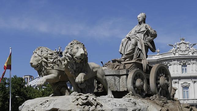 Cibeles, una diosa tan famosa como desconocida