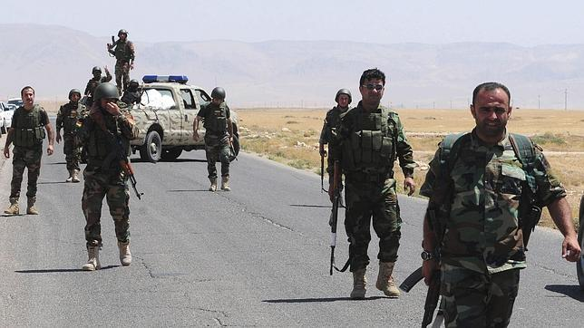 El Gobierno iraquí pide a Estados Unidos que bombardee a los yihadistas