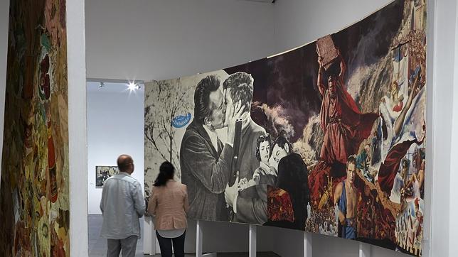 Instalación «The Funhouse», de Hamilton, en el Reina Sofía