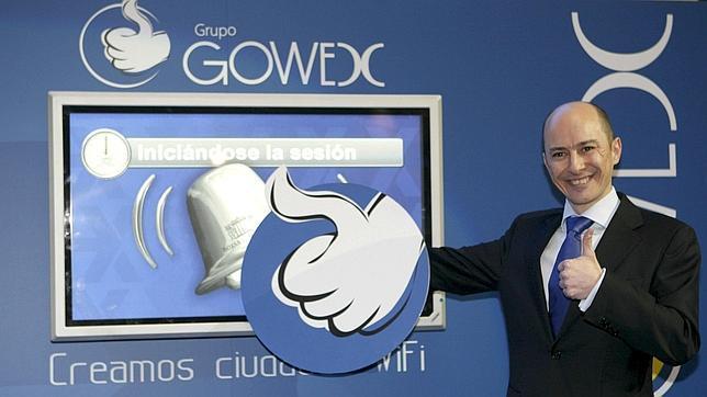 La CNMV suspende la cotización de Gowex