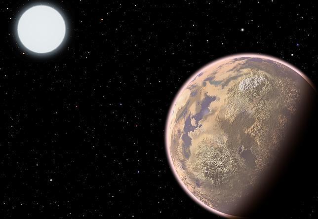 En busca de civilizaciones extraterrestres por su contaminación