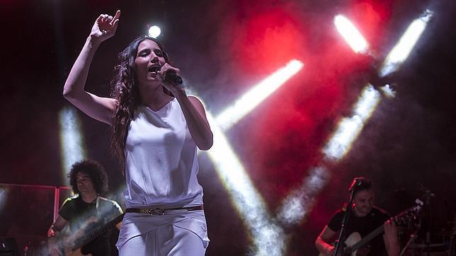 India Martínez: «Flamenco, música árabe, latina... Todo viene de lo mismo»
