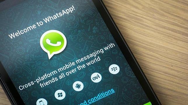 WhatsApp es la principal aplicación de mensajería instantánea