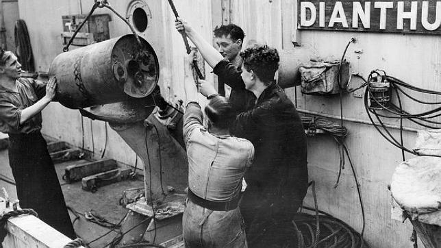 Tres formas de hundir un submarino nazi en la II Guerra Mundial