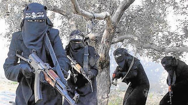 Para los terroristas es indiferente la edad de las reclutadas que serán armadas o usadas como esclavas sexuales