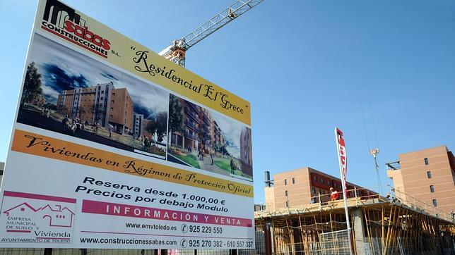 Promocion de 78 viviendas de la Empresa Municipal del Suelo y Vivienda de Toledo