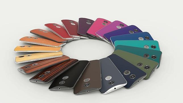 En la imagen el Nexus X de segunda generación