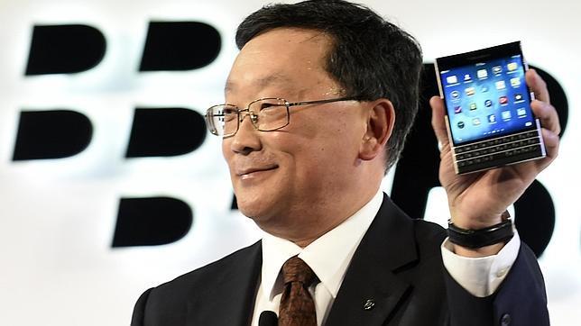 John Chen, CEO de Blackberry