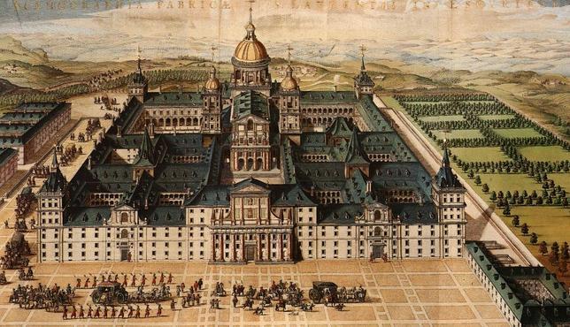 El Monasterio de El Escorial, una puerta al infierno que Felipe II ...