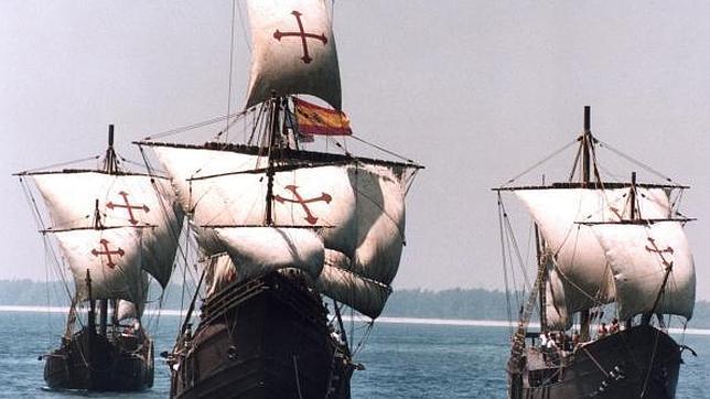 El viernes 12 de octubre de 1492 Cristóbal Colón pisó por vez primera tierras americanas