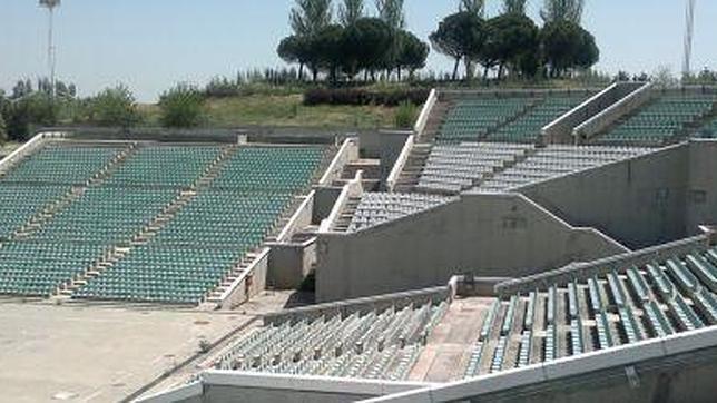 Fotografía del auditorio Juan Carlos I, en Madrid
