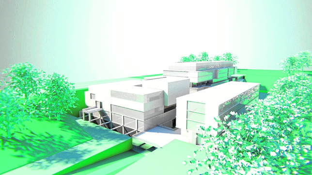 Así será la nueva Clínica de la Universidad de Navarra, que va a abrir sede fija en Madrid