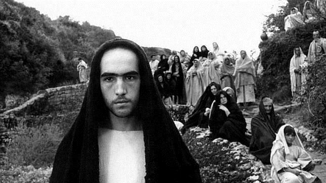 Una escena de «El Evangelio según San Mateo», de Pasolini