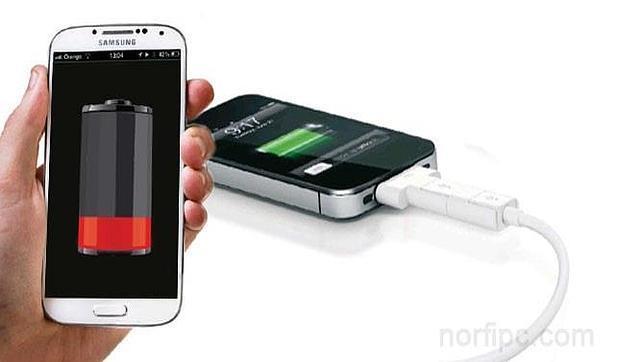 352f5b743a5 Diez métodos para cargar el móvil cuando no tienes un enchufe cerca