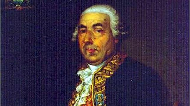 Retrato de Antonio Barceló